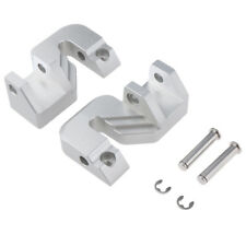 New Footrest Lowering Kit Passenger for BMW R1200GS ADV 2006-2013 Silver
