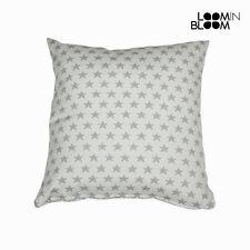 Cojines decorativos de color principal gris de poliéster para el hogar