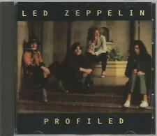 LED ZEPPELIN - Profiled - CD -  Promo Made For Radio Programming Interview - VG+