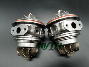 Porsche Cayenne 4.8L V8 Turbo 49389-00412 49389-00404 49389-00403 2pc