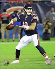Mitch Trubisky 2017 Chicago Bears Authentic Original 8x10 Action Photo