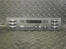 1999 BMW 3 SERIES COUPE 323 Ci 2DR A/C HEATER CONTROL PANEL 8382446