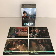 HARRY POTTER & THE PRISONER OF AZKABAN Complete HOLO-FOIL PARALLEL Card Set RARE