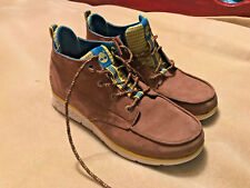 Timberland Sensorflex Boots Size 5 Brown Leather. Great Condition Lightweight