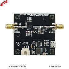 700mhz 24ghz Sbb5089sza2044 Microwave Power Amplifier Rf Power Amp 1w 30dbm