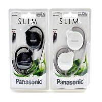 Genuine Panasonic RP-HS46 Ear-Hook Headphones Slim Clip Earphone