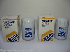 NAPA GOLD 1036 (PF52) Genuine Full Flow Spin-on Lube Oil Filter NEW In Box