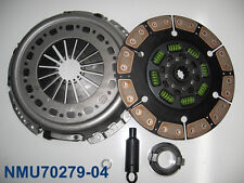 Valair Ceramic Single Disc Clutch NMU70279-04 For 01-05 Dodge Cummins 5.9 NV5600