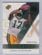 2000 SPX ROOKIE STARS CHARLES PACKERS RC /1350