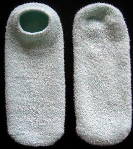 Moisturising Gel Socks for Dry Feet