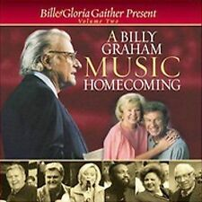 A Billy Graham Music Homecoming, Vol. 2 CD New by Bill & Gloria Gaither Gospel