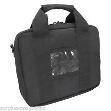 Condor - Tactical Pistol Case - Black - Gun Carrying Case - #149