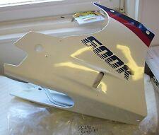 Kawasaki ZX600 C Ninja GPX 600R -89-90 Fairing Cowling PAWhite 55048-5093-R1 NOS