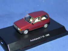 Autobianchi Y10 amaranto Red Metallic 1 43 STARLINE