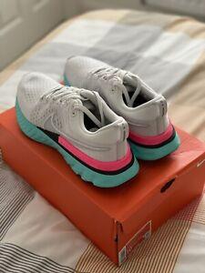 Nike React Infinity Run Flyknit 2 Men's Running Shoes Trainers Size 9.5 Rrp £145