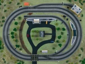 NEW HORNBY TRAKMAT R771 MIDI + MANUAL or CATALOGUE TRACKMAT X5867 from TRAIN SET