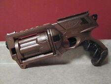 "Custom Steampunk Cosplay Prop Toy Movie Nerf Gun Blaster Costume 11"" Long"
