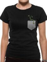 Pickett in my Pocket Fantastic Beasts Crimes of Grindelwald Black Womens T-shirt