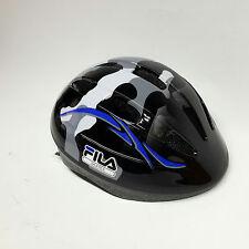 Fila inline Equipo de protección casco skate casco blanco/azul/gris, talla M