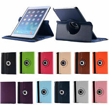 Smart Stand Leather Case for ipad 2 ipad 3 ipad 4 Shockproof cover 360° Rotation