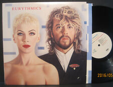 "The Eurythmics ""Revenge"" 1986 RCA Lp w/ ""Missionary Man"" EX Condition"