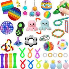 1-100 Stk Fidget Sensory Toys Anti Stress Spielzeug Set für ADHS SEN Stressabbau