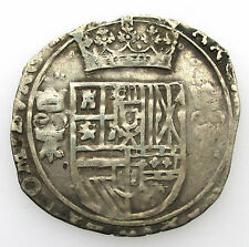 Bourgogne Dole 1/16 de Patagon 1624 Philippe IV