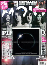 MOJO + free CD ... No. 215 October 2011  PINK FLOYD   Metallica