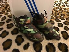 NEW ADIDAS JEREMY SCOTT WINGS 3.0 mens sz 5.5 womens 7 SAUVAGE JS CAMO BATMAN