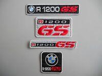 PATCH BMW R1200 GS PZ 4 PATCH RICAMATE TERMOADESIVE -REPLICA -COD 372