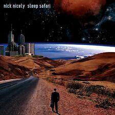 NICK NICELY - SLEEP SAFARI   CD NEU