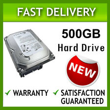 "NEW SEAGATE 500GB SATA INTERNAL DESKTOP 3.5"" PC HDD HARD DRIVE CCTV MAC DVR NVR"