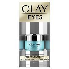 Eye Cream by Olay, Deep Hydrating Eye Gel with Hyaluronic Acid, 0.5 each