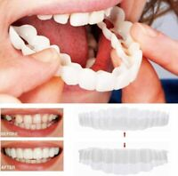 4PCs Snap On SmileInstant Perfect Smile Clip On Veneers New 2020 Free Shipping