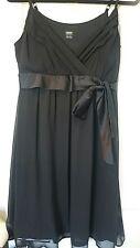 Esprit black evening party dress size 14