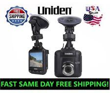 Uniden Dash Cam 1080P Car Truck Dashboard Camera GPS RED LIGHT SPEED ALERT MOUNT