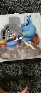 aladdin snow globe