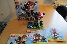 LEGO 31010 Baumhaus, 3in1, mit OVP, komplett und wie NEU