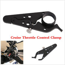 Go Cruise Universal CNC Aluminum Motorcycle Throttle Lock Cruise Control Black