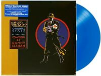 Dick Tracy Original Score [Transparent Blue Vinyl]  LP Record Album Danny Elfman