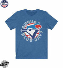 Buffalo Blue Jays Baseball Team Toronto Blue Jays T Shirt Vintage Men Gift Tee