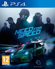 PS4 -- Need For Speed -- NUOVO