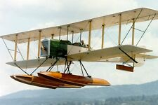 1916  Boeing B&W  6 Foot Wing. Vintage  Giant Scale RC AIrplane Printed Plans