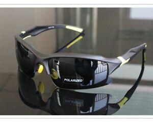 Men Women Polarized Cycling Glasses MTB Bicycle Bike SunglassesGoggles Eyewear