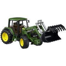 Hermano John Deere con cargador frontal 6920 2052 tractor agrícola