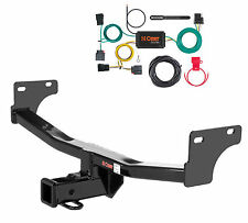 Curt Class 3 Trailer Hitch & Wiring for Jeep Patriot