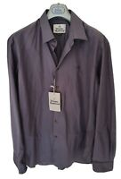 Mens *BNWT* MAN by VIVIENNE WESTWOOD long sleeve shirt size 54/XL large RRP£275.