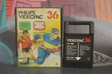 ELECTRONIC SOCCER ELECTRONIC ICE HOCKEY PHILIPS VIDEOPAC 36 VIDEOPAC COMPUTER
