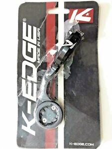 K-Edge Garmin Pro XL Mount Black