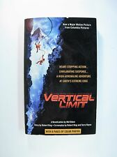 VERTICAL LIMIT, MEL ODUM/ROBERT KING/TERRY HAYES, 1st Ed thus/1st Prt. F 2000 PB